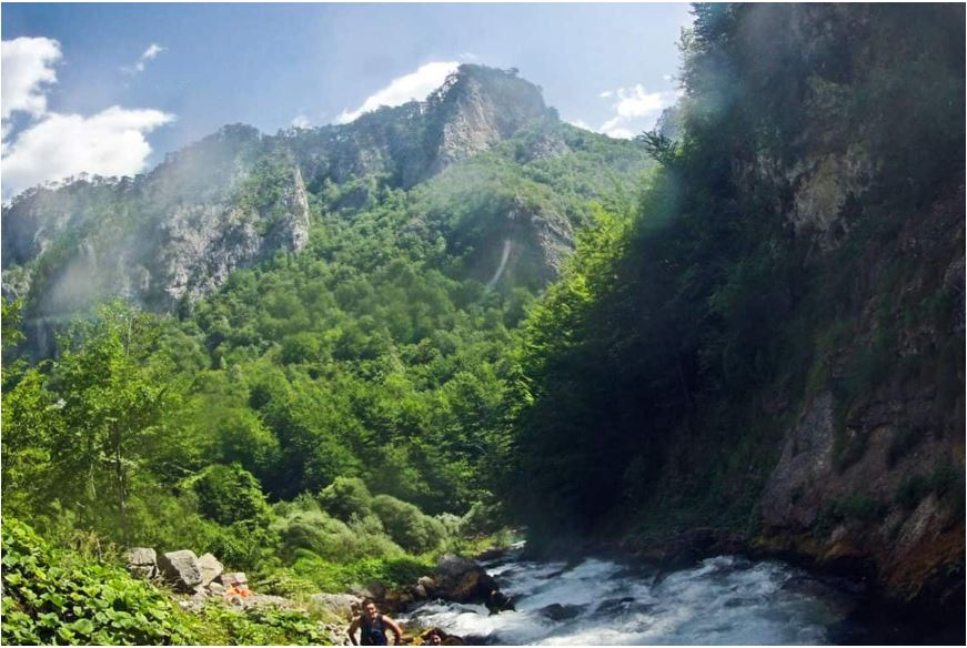Day Trip From Budva With Canyons & Rafting