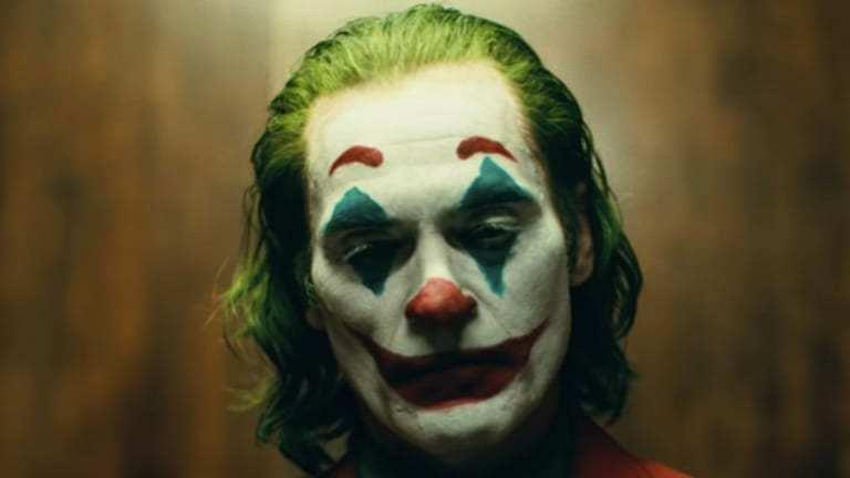 Joker Movie Gets an eight minute standing ovation